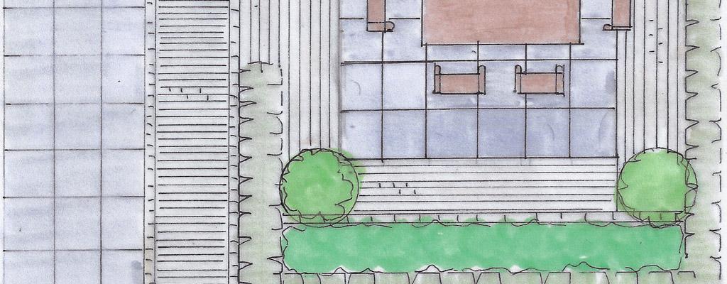 Wilt u een ontwerp voor uw tuin?